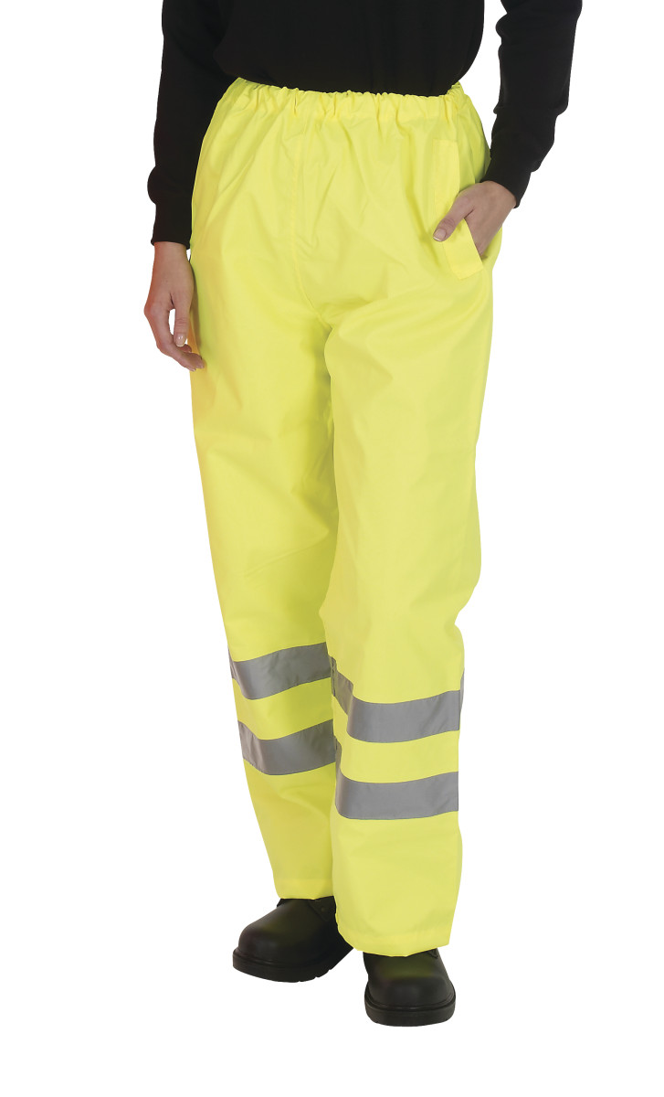 wholesale unisex hi visibility trousers