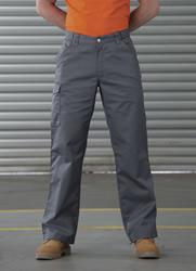 Russell Workwear Polycotton Twill Trousers Regular