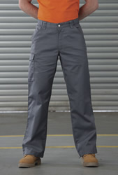 Russell Workwear Polycotton Twill Trousers Tall