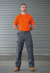 Russell Workwear Heavy Duty Trousers (Short)