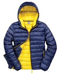Result Urban Mens Snowbid Hooded Jacket