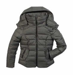 Active Ladies Urban Padded Jacket