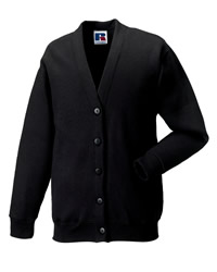 Jerzees Schoolgear SweaT-shirt Cardigan