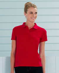 Russell Polo Shirts Ladies Classic Polycotton Polo Shirt