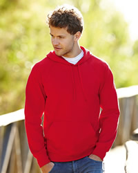 Fruit Of The Loom FOTL Mens Lightweight Hooded Sweat Shirt