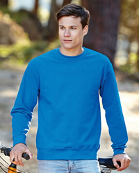 Fruit Of The Loom Set-In Sweat Shirt