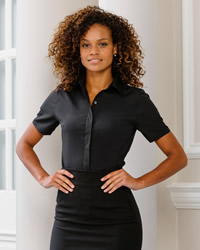 Russell - Lady Short Sleeve Stretch Shirt