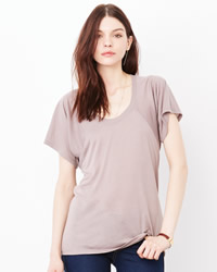 Bella Lightweight Flowy T-shirt