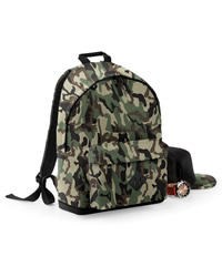 Bagbase Camo Backpack