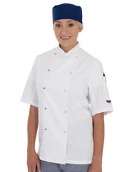 Dennys - Long Sleeve Chef's Jacket
