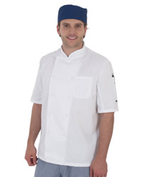 Dennys - Long Sleeve Economy Chef's Jacket
