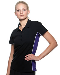 Gamegear - Ladies Track Polo Shirt