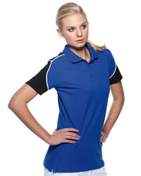 Formula Racing - womens Monaco Polo Shirt