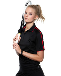 Gamegear - Gamegear Ladies Cooltex Sport Polo Shirt