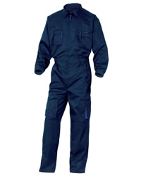 Delta Plus Mach2 Working Coverall