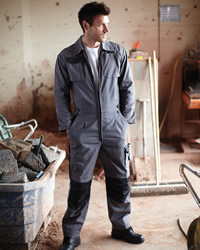 Delta Plus Workwear Mach 5 Coverall