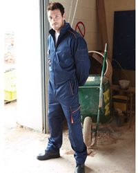 Delta Plus Workwear Mach 6 Panostyle Coverall