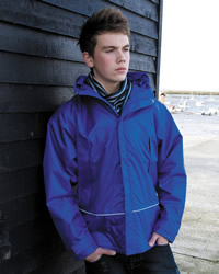 Result Outerwear Junior Waterproof 2000 Pro-Coach Jacket