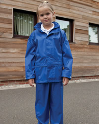 Result Core Outerwear - Junior Rain Suit