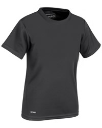 Spiro Junior Quick Dry T-Shirt