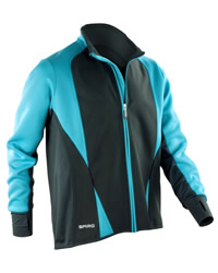 Spiro Mens Freedom Softshell Jacket