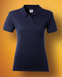 SG Polo Shirts Ladies Cotton Polo Shirt