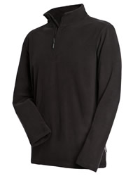 Active Mens Half Zip Fleece