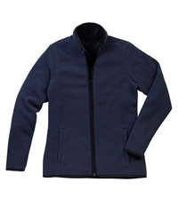 Active Womens Teddy Fleece Jacket