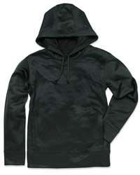 Active Mens Bonded Fleece Hoody