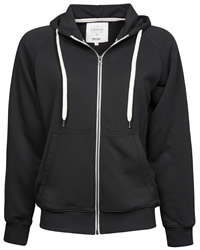Jays Ladies Urban Zip Hoodie