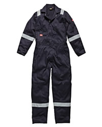 Dickies Hi-Vis Stripe Coverall