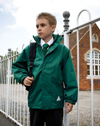 Result Outerwear Children's Reversible Storm Stuff Jacket