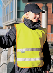 Result Safetywear Junior Hi-Vis Tabard