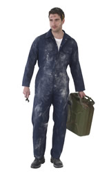 Ultimate Clothing Collection Workwear Stud Coverall